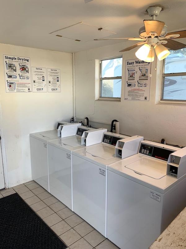 New Washers Travelers Paradise RV Park